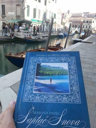 Šaptač snova u Veneciji